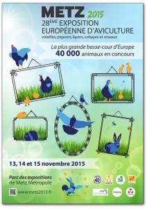 Expo Metz - Mostra Europea 2015