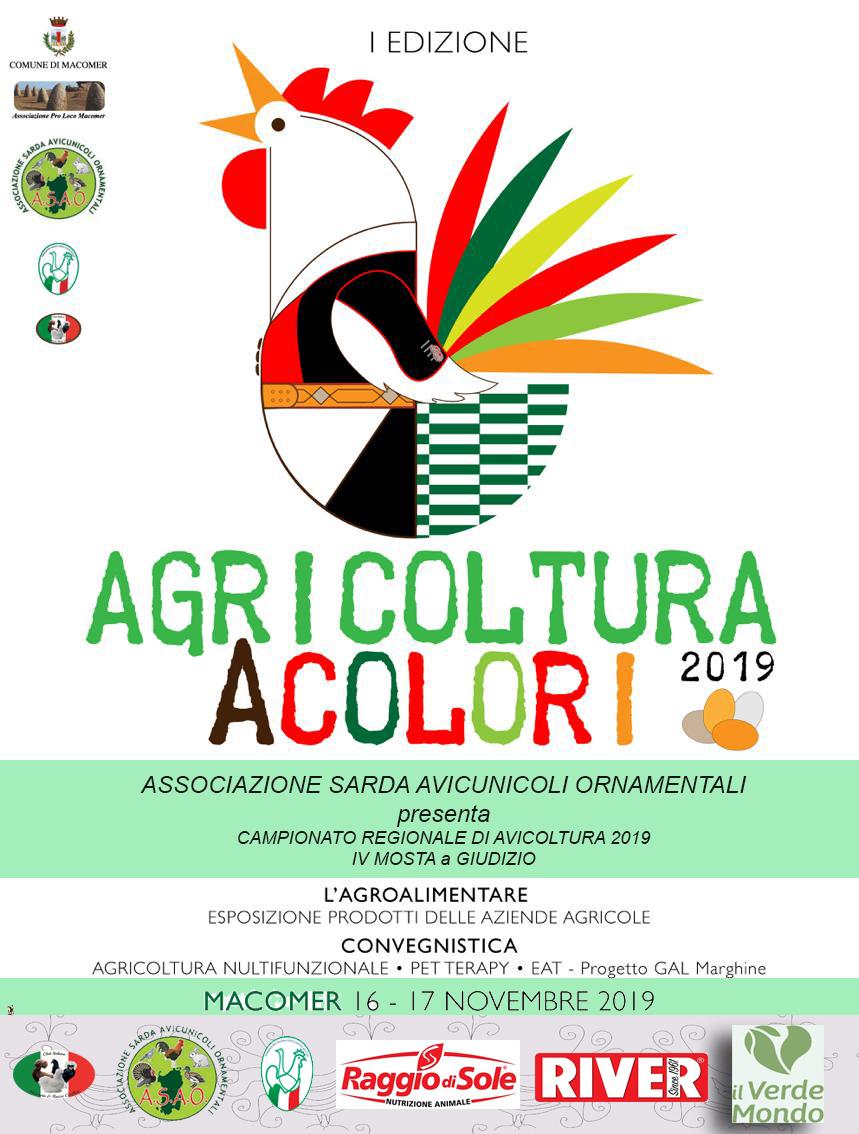 Mostra Intersociale A.S.A.O. 16.11.2019