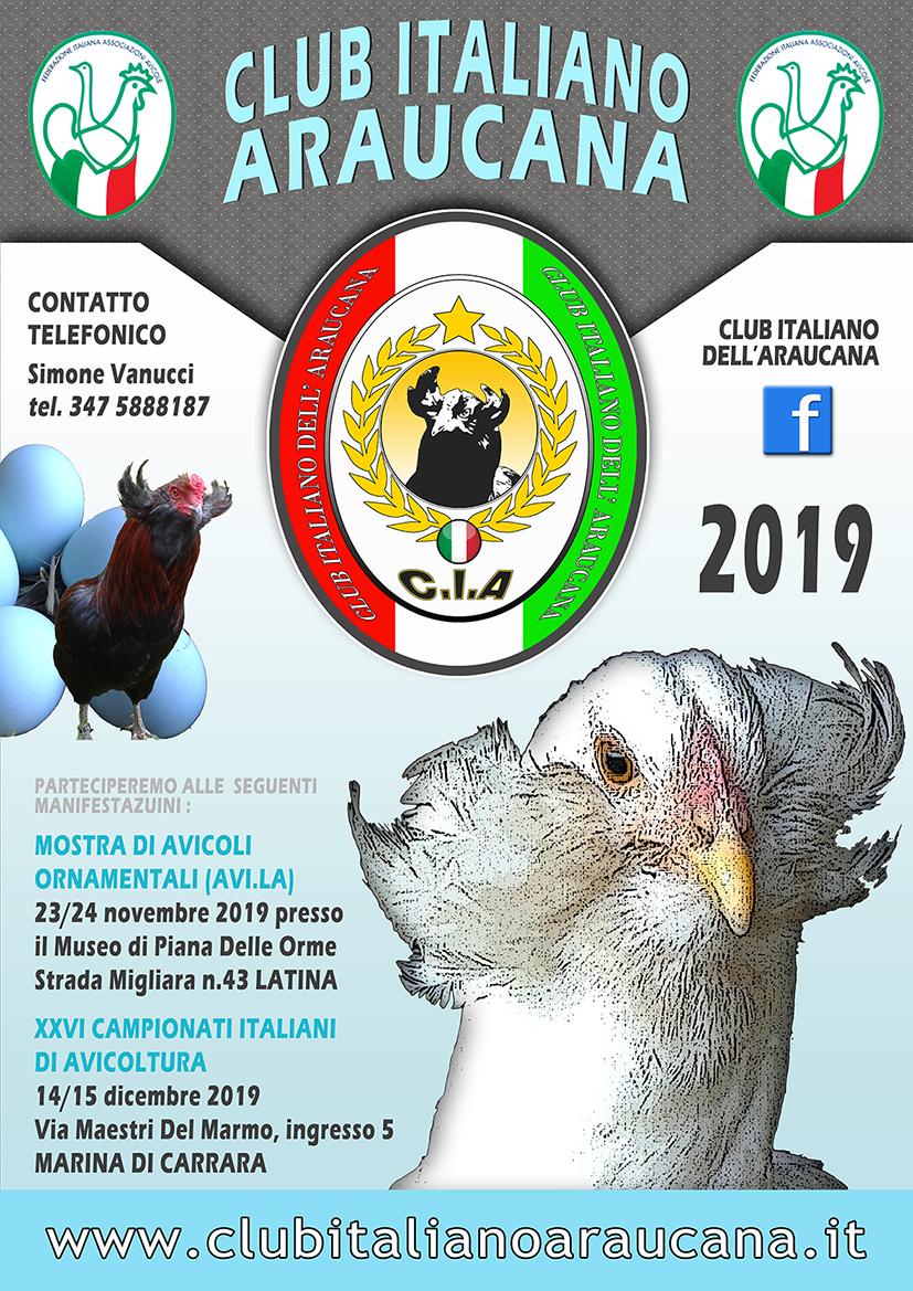 Mostra Sociale Avi.La. 23.11.2019